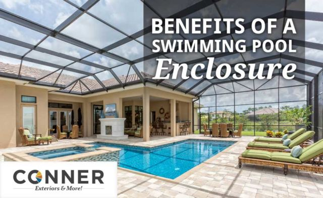 Swimming Pool Enclosures by Conner